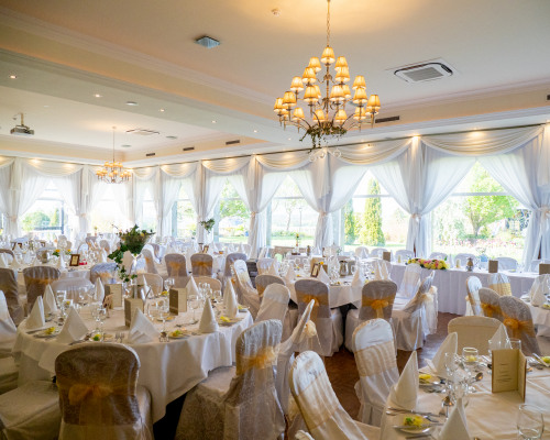 The Inn at Dromoland Ballroom